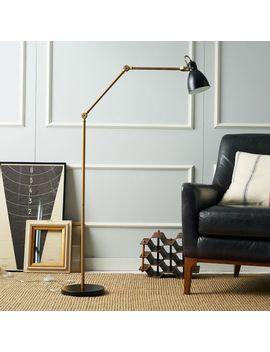 industrial-task-floor-lamp---black-+-brass by west-elm
