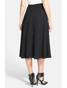 midi-skirt by soprano