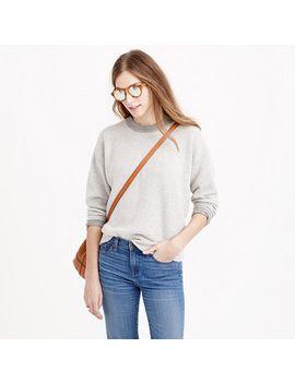 italian-cashmere-waffle-stitch-sweater by jcrew