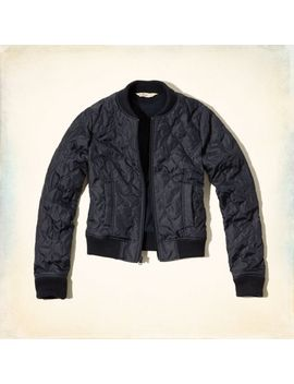 tourmaline-bomber-jacket by hollister