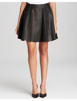 leather-mini-skirt by kate-spade-new-york