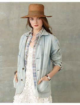 cotton-jaspé-field-jacket by ralph-lauren