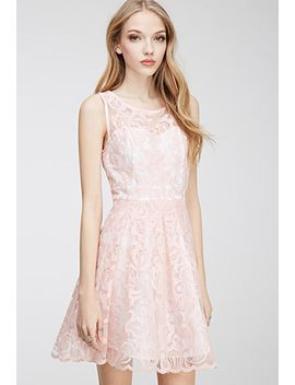 paisley-embroidered-a-line-dress by forever-21