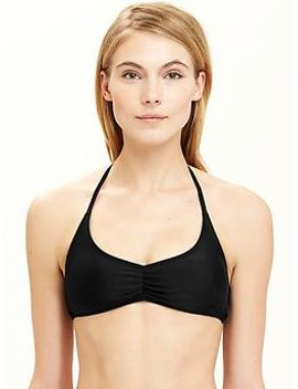 womens-halter-bikini-tops by old-navy