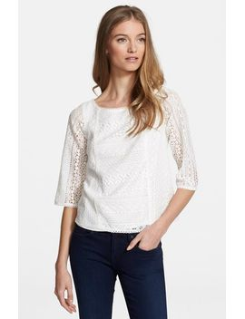 tulia-lace-top by joie