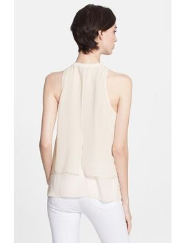 daria-silk-georgette-tank by rag-&-bone