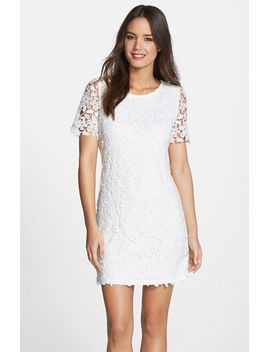 lace-sheath-dress by kut-from-the-kloth