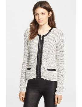 jacolyn-b-leather-trim-cardigan by joie