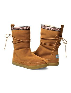chestnut-suede-trim-nepal-boot by toms