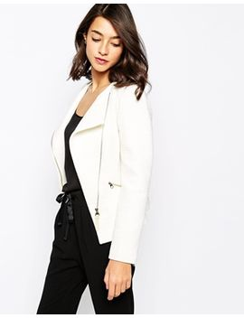 ted-baker-biker-jacket-with-zip-fold-front by ted-baker