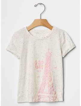 sparkle-city-graphic-tee by gap