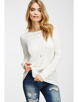 rolled-edge-sweater by forever-21