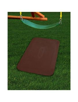 gorilla-playsets-durable-play-protector-rubber-mat,-red by gorilla-playsets
