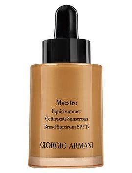 maestro-liquid-summer-bronzer-spf-15 by giorgio-armani