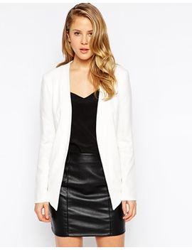 bcbgeneration-blazer-in-lightweight-drape by bcbgeneration