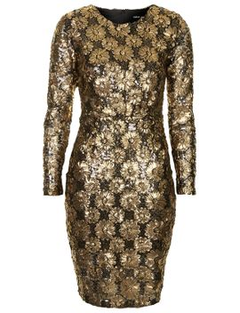 **gilded-lace-dress-by-sister-jane by topshop