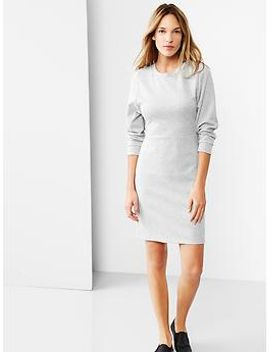dolman-sleeve-knit-dress by gap