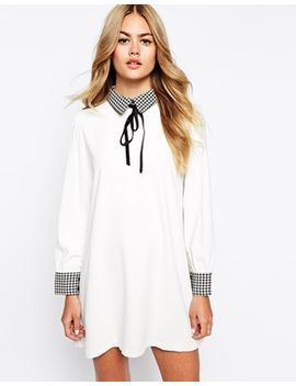 sister-jane-bow-neck-swing-dress by sister-jane