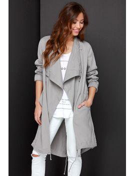 bb-dakota-ragni-grey-jacket by bb-dakota