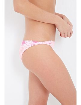 tie-dye-macrame-cheeky-bottoms by forever-21
