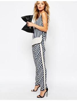 yas-skydriver-co-ord-in-stripe by asos-brand