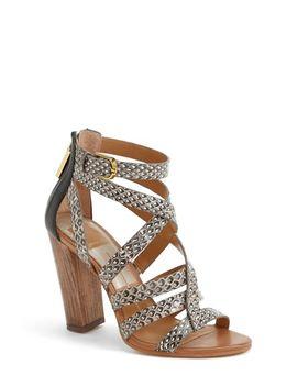 nolin-snake-embossed-sandal by dolce-vita