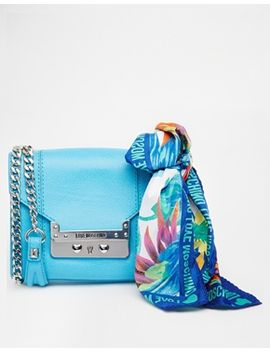 love-moschino-leather-across-body-bag-with-detachable-scarf by love-moschino