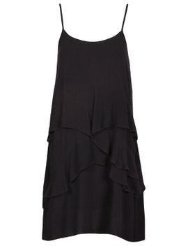 ruffle-slip-dress by topshop