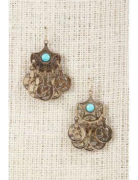 coin-row-earrings by urbanog