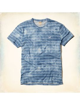 so-cal-wash-effect-t-shirt by hollister