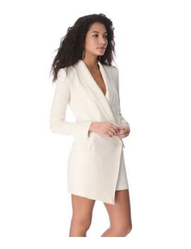 womens-one-button-irregular-slim-suit-coat-blazers-long-sleeve-jacket-outwear by unbranded