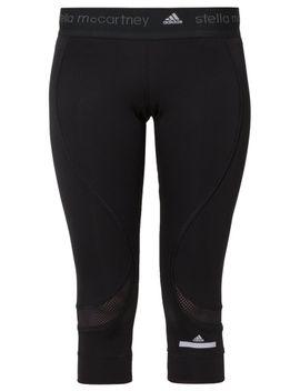 tights---black by adidas-by-stella-mccartney