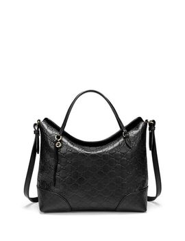 bree-guccissima-leather-top-handle-bag,-black by gucci