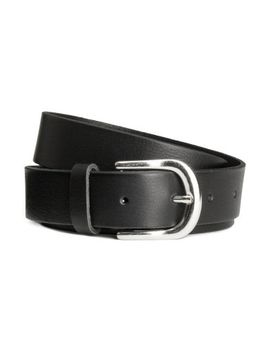 leather-belt by h&m