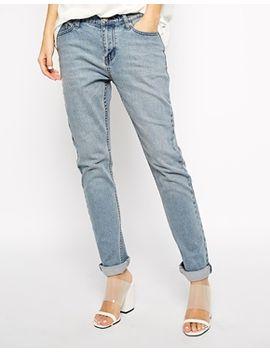 cheap-monday-thrift-boyfriend-jeans by -cheap-monday-