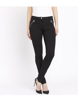 kate-skinny-knit-pant-with-zips by dynamite