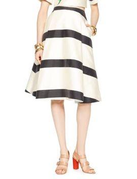 stripe-lysa-skirt by kate-spade