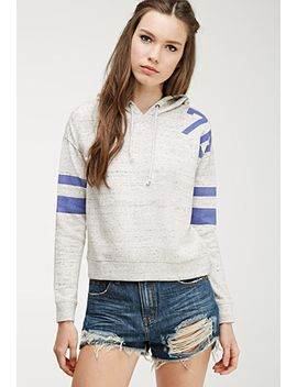 varsity-striped-hoodie by forever-21