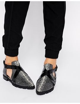 asos-man-on-cut-out-shoes by asos-collection