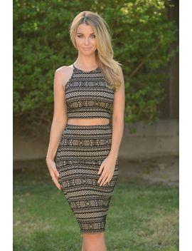 mayan-temple-skirt by fashion-nova
