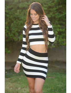 wheres-waldo-mini-skirt---white_black by fashion-nova