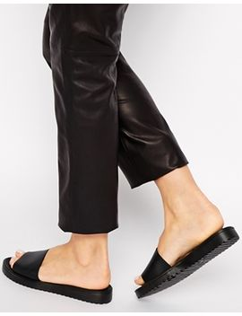 asos-french-jelly-sliders by asos-collection