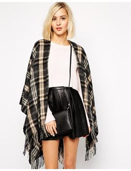 river-island-plaid--blanket-cape by river-island