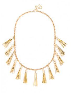 gold-tassel-strand by baublebar