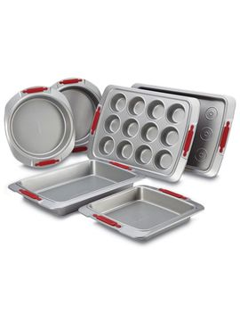 cake-boss-6-pc-bakeware-set-kitchen-baking-dining-catering-server-gadgets-busin by cake-boss