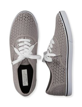 perf-low-top-sneaker by aeropostale