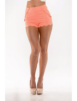 layered-cake-shorts---coral by fashion-nova
