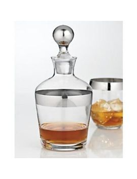wine-enthusiast-madison-avenue-whiskey-decanter by wine-enthusiast