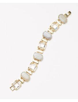 mixed-stone-faceted-bracelet by ann-taylor