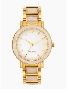 large-mother-of-pearl-gold-gramercy by kate-spade